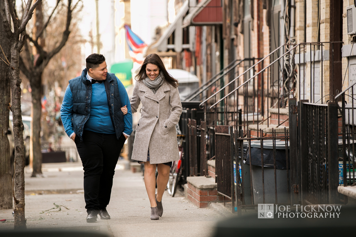 BUSHWICK BROOKLYN NY ENGAGEMENT PHOTOS-2