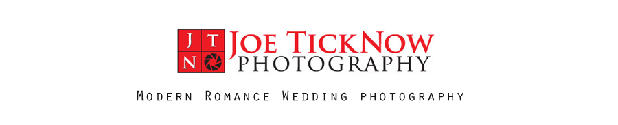 Joe TickNow Photography logo